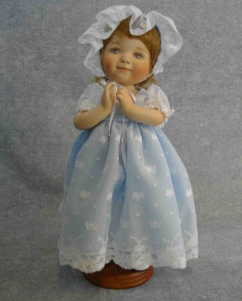 Angel Eyes Finished Doll