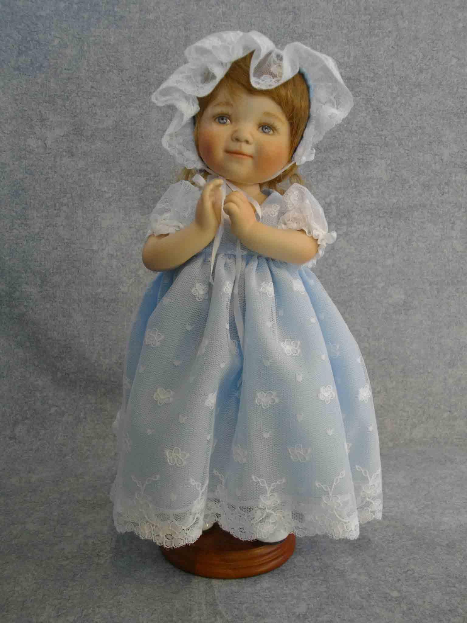 Angel Eyes Finished Doll