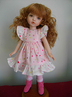 Piper Finished Doll