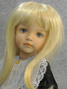 Portrait 10 Finished Doll