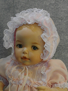 Bright Eyes Finished Doll