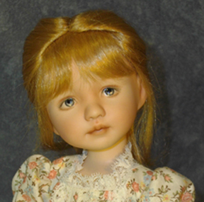 Alison Finished Doll