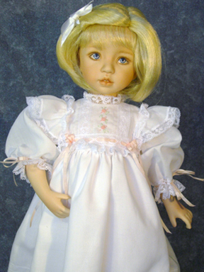 Brooke Finished Doll