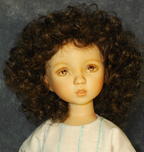 Madeline Finished Doll