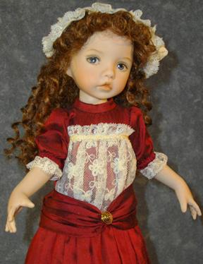Nicole Finished Doll