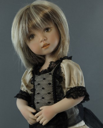 Vanessa Finished Doll
