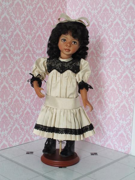 Portrait 9 Finished Doll 2