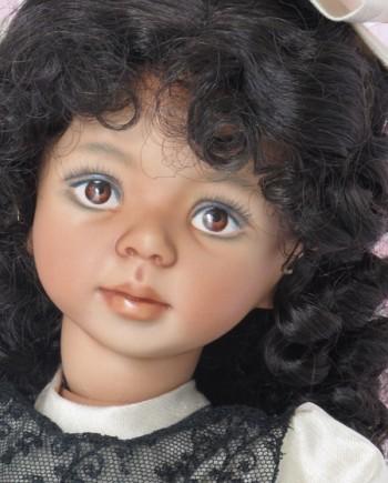 Portrait 9 Finished Doll