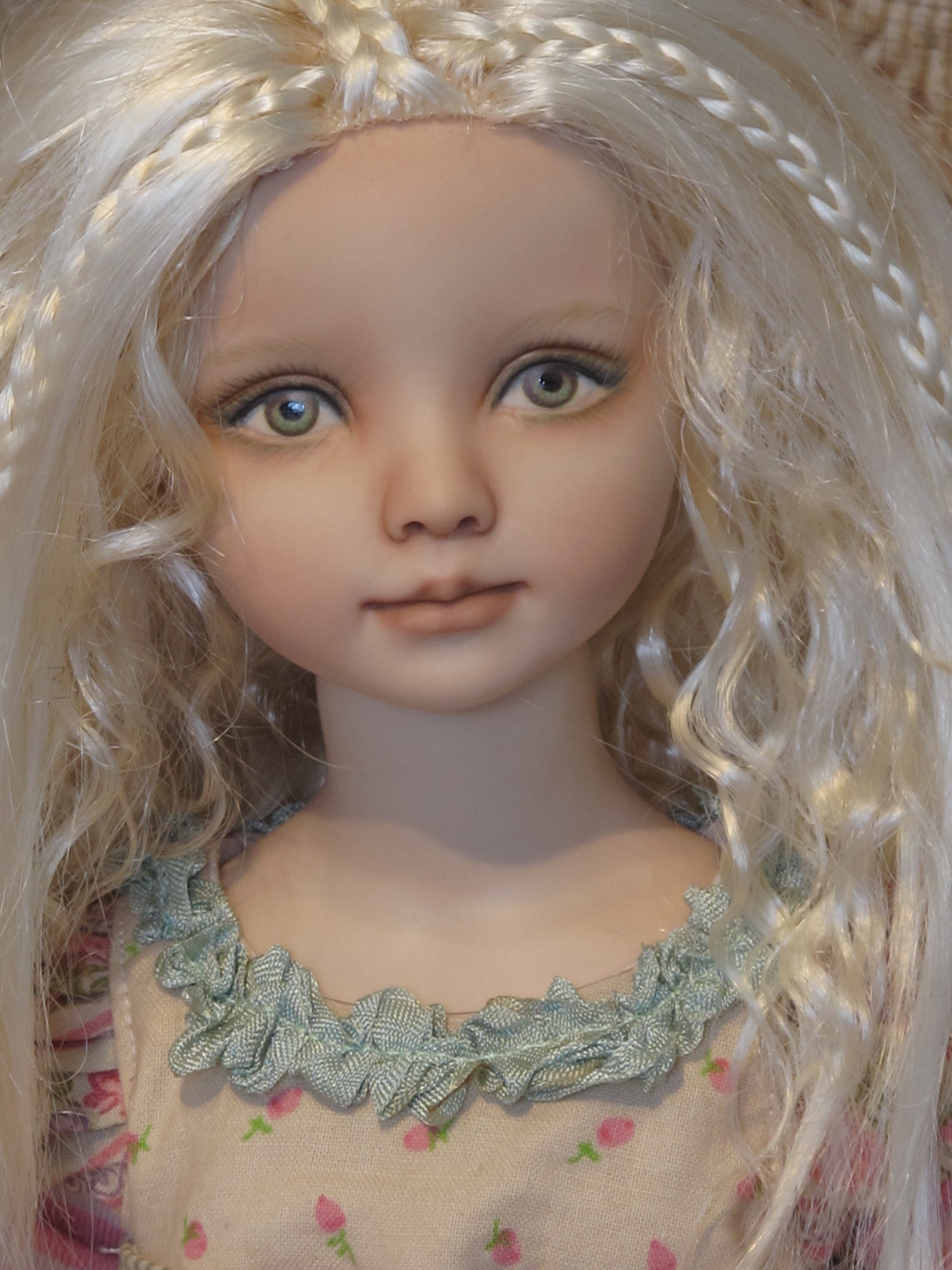Shannon Finished Doll